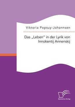 Abbildung von Popsuy-Johannsen   Das
