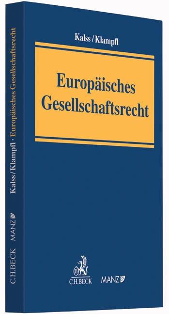 Europäisches Gesellschaftsrecht | Kalss / Klampfl, 2015 | Buch (Cover)