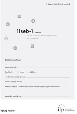 Abbildung von Mayr / Kieferle / Schauland | liseb-1 Anfänger | 1. Auflage | 2014 | Literacy- und Sprachentwicklun...