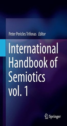 Abbildung von Trifonas | International Handbook of Semiotics | 2015 | 2015
