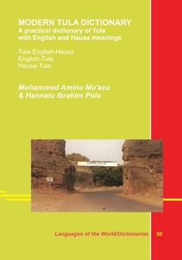 Abbildung von Mu'azu / Polo | Modern Tula-English-Hausa Dictionary | 2015 | A practical dictionary of Tula...