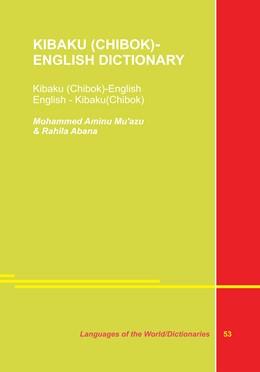 Abbildung von Mu'azu / Abana   Kibaku (Chibok)-English Dictionary   2015   Kibaku (Chibok)-English Englis...