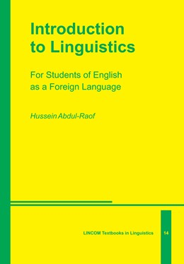 Abbildung von Abdul-Raof | Introduction to Linguistics | 2015 | For Students of English as a F...