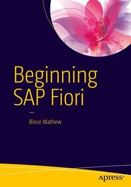 Abbildung von Mathew   Beginning SAP Fiori   1st ed.   2015