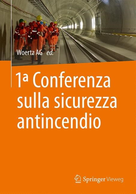 1° Conferenze sicurezza antincendio | 1a ed. 2015, 2015 | Buch (Cover)