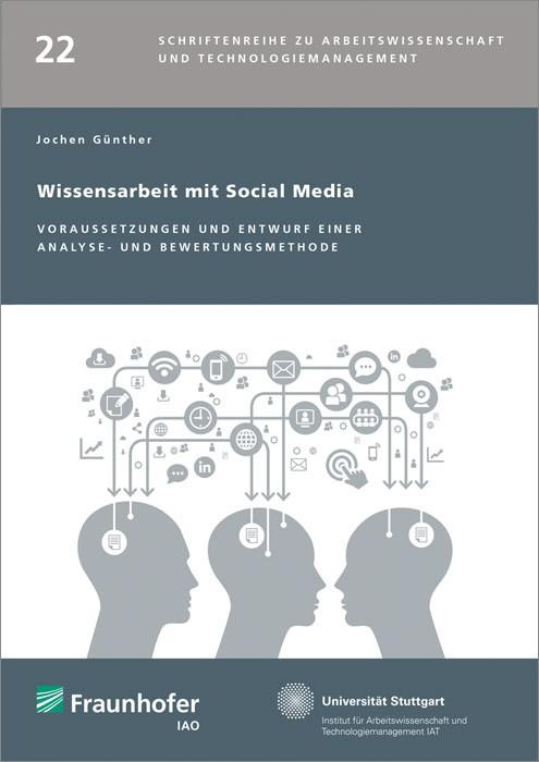 Abbildung von / Spath / Bullinger | Wissensarbeit mit Social Media. | 2015