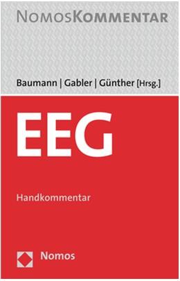 Abbildung von Baumann / Gabler / Günther (Hrsg.)   EEG   2020   Handkommentar
