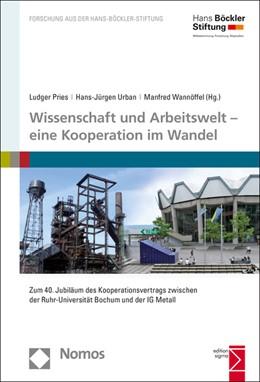 Abbildung von Pries / Urban | Wissenschaft und Arbeitswelt - eine Kooperation im Wandel | 1. Auflage | 2015 | 176 | beck-shop.de
