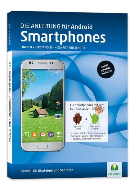 Die.Anleitung für Android Smartphones | Oestreich, 2016 | Buch (Cover)
