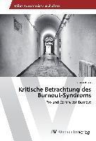 Kritische Betrachtung des Burnout-Syndroms   Abele, 2017   Buch (Cover)