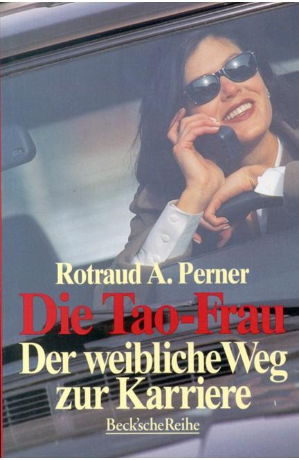 Cover: Rotraud A. Perner, Die Tao-Frau