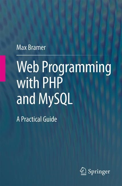 Web Programming with PHP and MySQL | Bramer | 1st ed. 2015, 2015 | Buch (Cover)