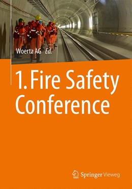 Abbildung von 1. Fire Safety Conference | 1st ed. 2015 | 2015