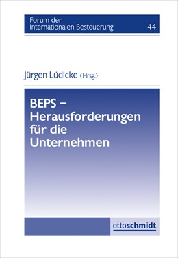 Abbildung von Lüdicke | BEPS - Herausforderungen für die Unternehmen | 1. Auflage | 2015 | 44 | beck-shop.de