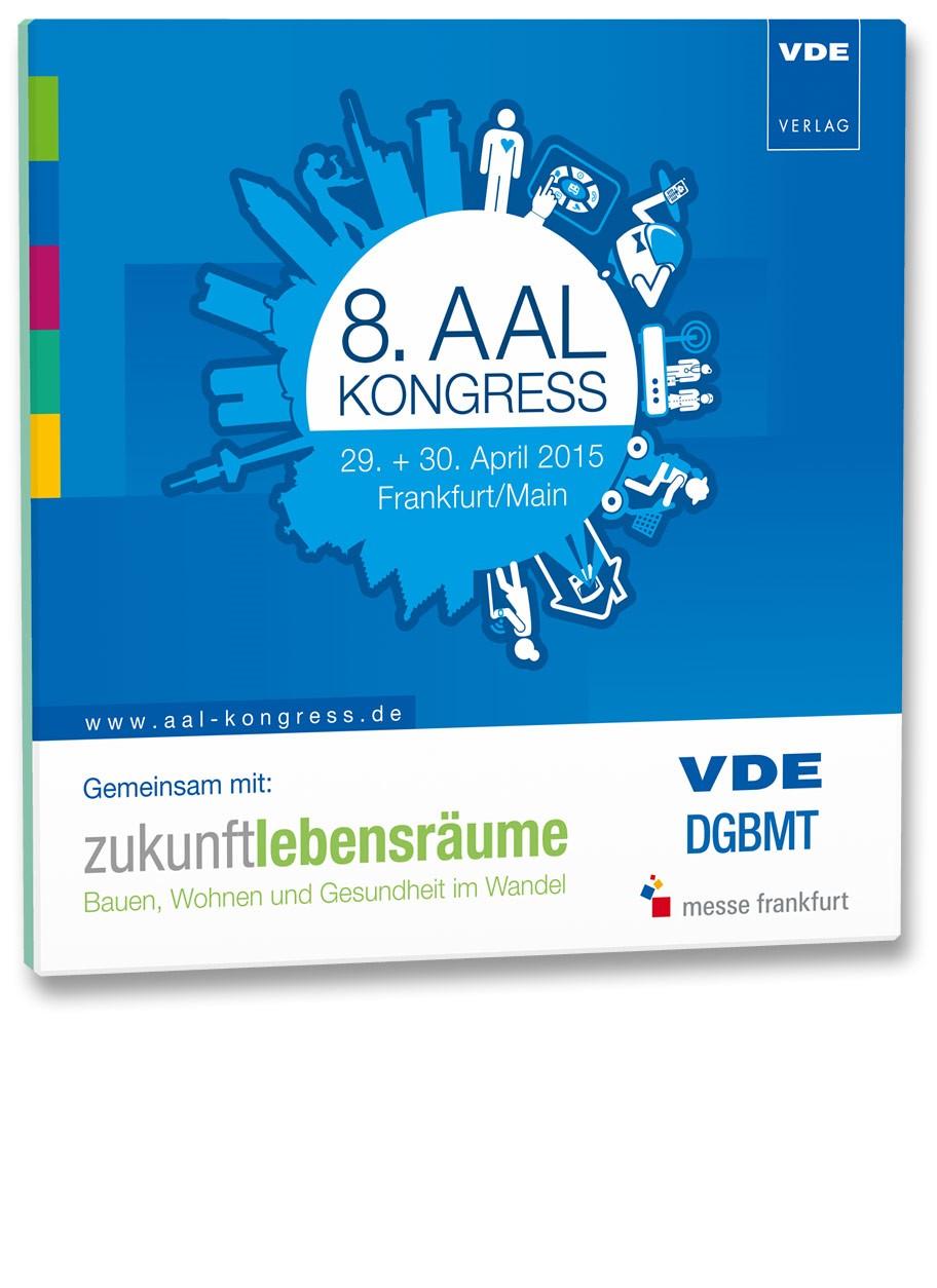 8. AAL-Kongress | Neuerscheinung, 2015 (Cover)