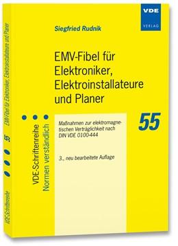 Abbildung von Rudnik | EMV-Fibel für Elektroniker, Elektroinstallateure und Planer | 3. Auflage | 2015 | 55 | beck-shop.de