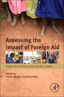 Abbildung von Jakupec / Kelly | Assessing the Impact of Foreign Aid | 2015