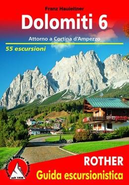 Abbildung von Hauleitner | Dolomiti / Dolomiti 6 (Dolomiten 6 - italienische Ausgabe) | 3. Auflage | 2015 | beck-shop.de
