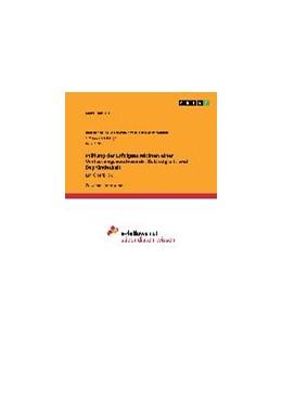 Abbildung von Daniels   Prüfung der Erfolgsaussichten einer Verfassungsbeschwerde. Zulässigkeit und Begründetheit   1. Auflage   2015   Ein Überblick