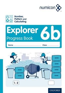 Abbildung von Wing / Campling / Osborne | Numicon: Number, Pattern and Calculating 6 Explorer Progress Book B (Pack of 30) | 2016