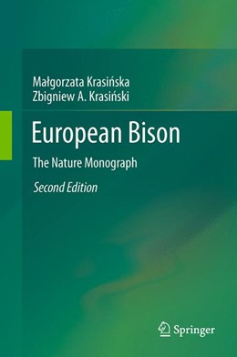 Abbildung von Krasinska / Krasinski | European Bison | 2nd ed. 2013 | 2015 | The Nature Monograph