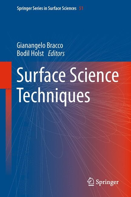 Surface Science Techniques | Bracco / Holst | 2013, 2015 | Buch (Cover)
