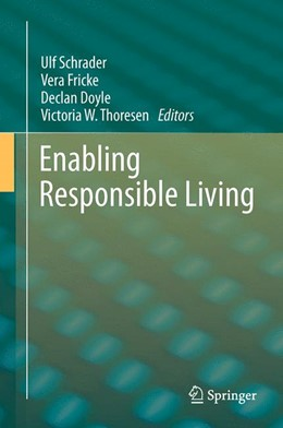 Abbildung von Schrader / Fricke / Doyle / Thoresen | Enabling Responsible Living | Softcover reprint of the original 1st ed. 2013 | 2015