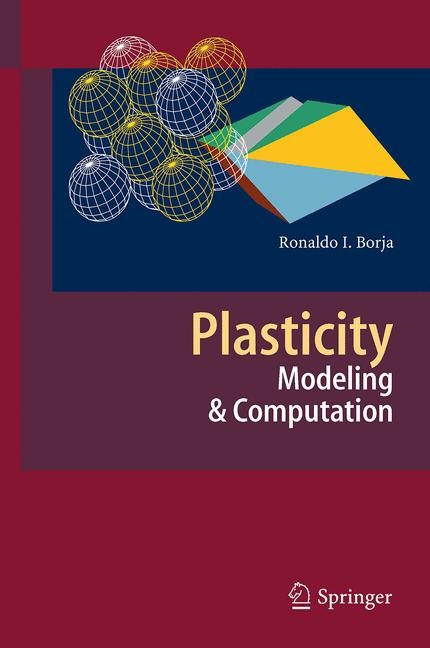 Abbildung von Borja | Plasticity | Softcover reprint of the original 1st ed. 2013 | 2015