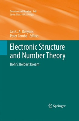 Abbildung von Boeyens / Comba   Electronic Structure and Number Theory   2013   2015   Bohr's Boldest Dream   148
