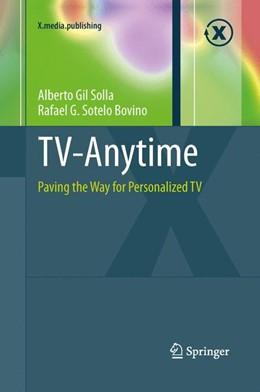 Abbildung von Gil Solla / Sotelo Bovino   TV-Anytime   2013   2015