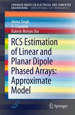 Abbildung von Singh / Chandini | RCS Estimation of Linear and Planar Dipole Phased Arrays: Approximate Model | 1. Auflage | 2015 | beck-shop.de