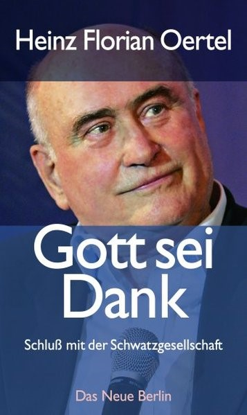 Gott sei Dank | Oertel, 2007 | Buch (Cover)
