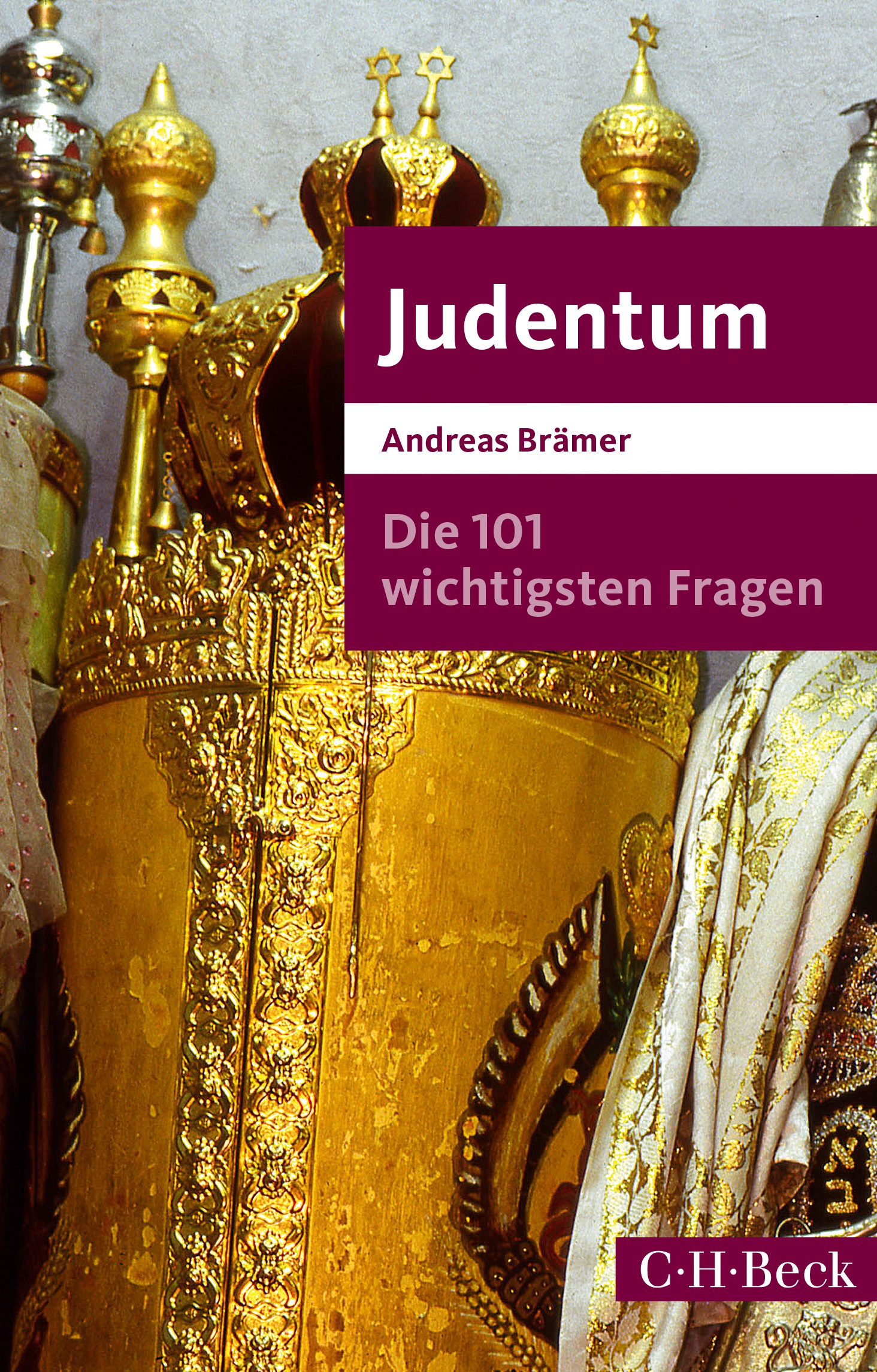 Die 101 wichtigsten Fragen - Judentum | 2., durchgesehene Auflage | Buch (Cover)