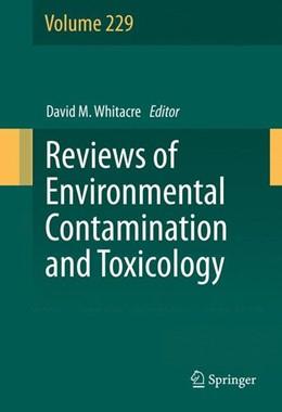 Abbildung von Whitacre | Reviews of Environmental Contamination and Toxicology | 2014 | 2014