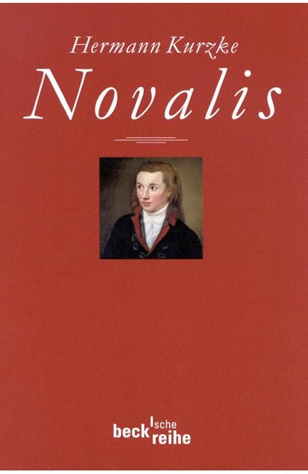 Cover: Hermann Kurzke, Novalis