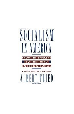 Abbildung von Fried | Socialism in America from the Shakers to the Third International | 1993 | A Documentary History