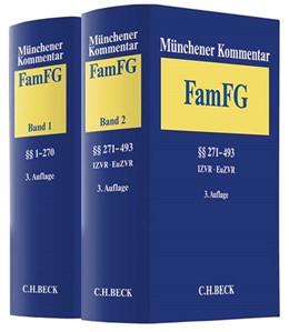 Abbildung von Münchener Kommentar zum FamFG | 3. Auflage | 2019 | Gesamtwerk in 2 Bänden