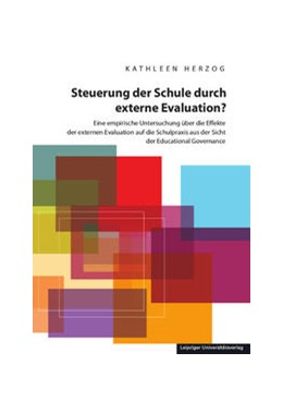 Abbildung von Herzog | Steuerung der Schule durch externe Evaluation? | 1. Auflage | 2015 | beck-shop.de