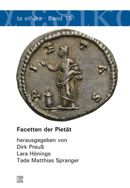 Abbildung von Preuß / Hönings / Spranger   Facetten der Pietät   2015   15