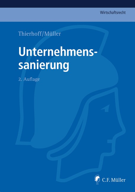Unternehmenssanierung | Thierhoff / Müller (Hrsg.) | 2., neu bearbeitete Auflage, 2015 | Buch (Cover)