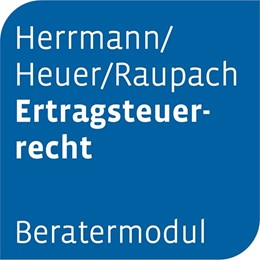 Abbildung von Beratermodul Otto Schmidt Herrmann/Heuer/Raupach - Ertragsteuerrecht | 1. Auflage | | beck-shop.de