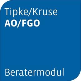 Abbildung von Beratermodul Otto Schmidt Tipke/Kruse AO/FGO | 1. Auflage | | beck-shop.de
