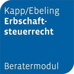 Abbildung von Beratermodul Otto Schmidt Kapp/Ebeling Erbschaftsteuerrecht | 1. Auflage | | beck-shop.de