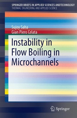 Abbildung von Saha / Celata   Instability in Flow Boiling in Microchannels   1. Auflage   2015   beck-shop.de