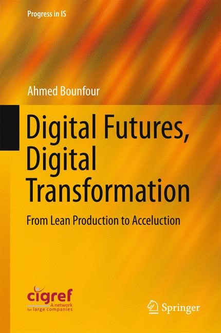 Digital Futures, Digital Transformation | Bounfour | 1st ed. 2016, 2015 | Buch (Cover)
