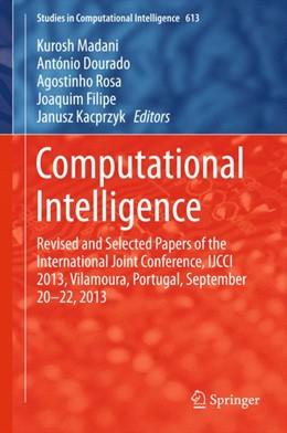 Abbildung von Madani / Dourado | Computational Intelligence | 1. Auflage | 2015 | 613 | beck-shop.de