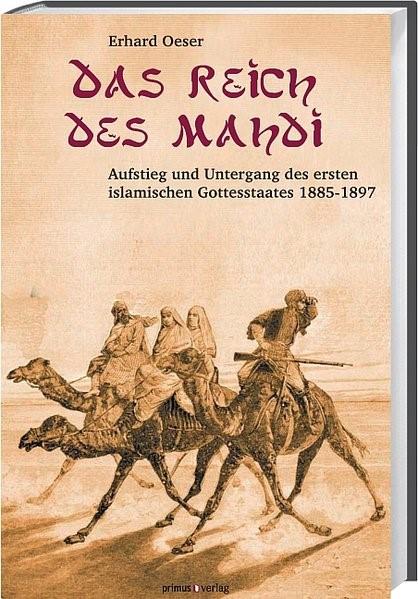 Das Reich des Mahdi | Oeser, 2012 | Buch (Cover)