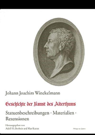 Geschichte des Alterthums | Borbein / Winckelmann / Kunze, 2012 | Buch (Cover)