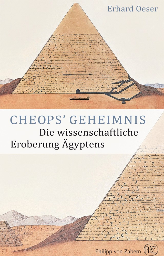 Cheops' Geheimnis | Oeser, 2013 | Buch (Cover)