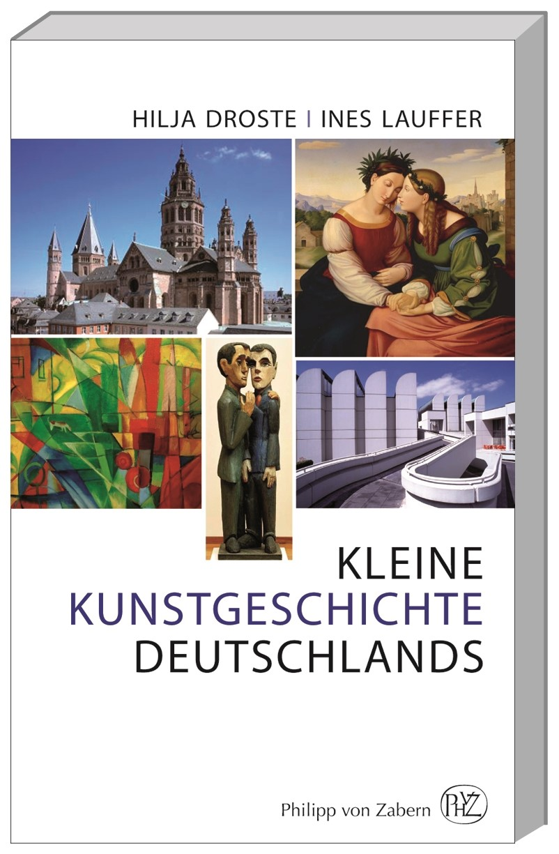 Kleine Kunstgeschichte Deutschlands   Droste / Lauffer, 2014   Buch (Cover)